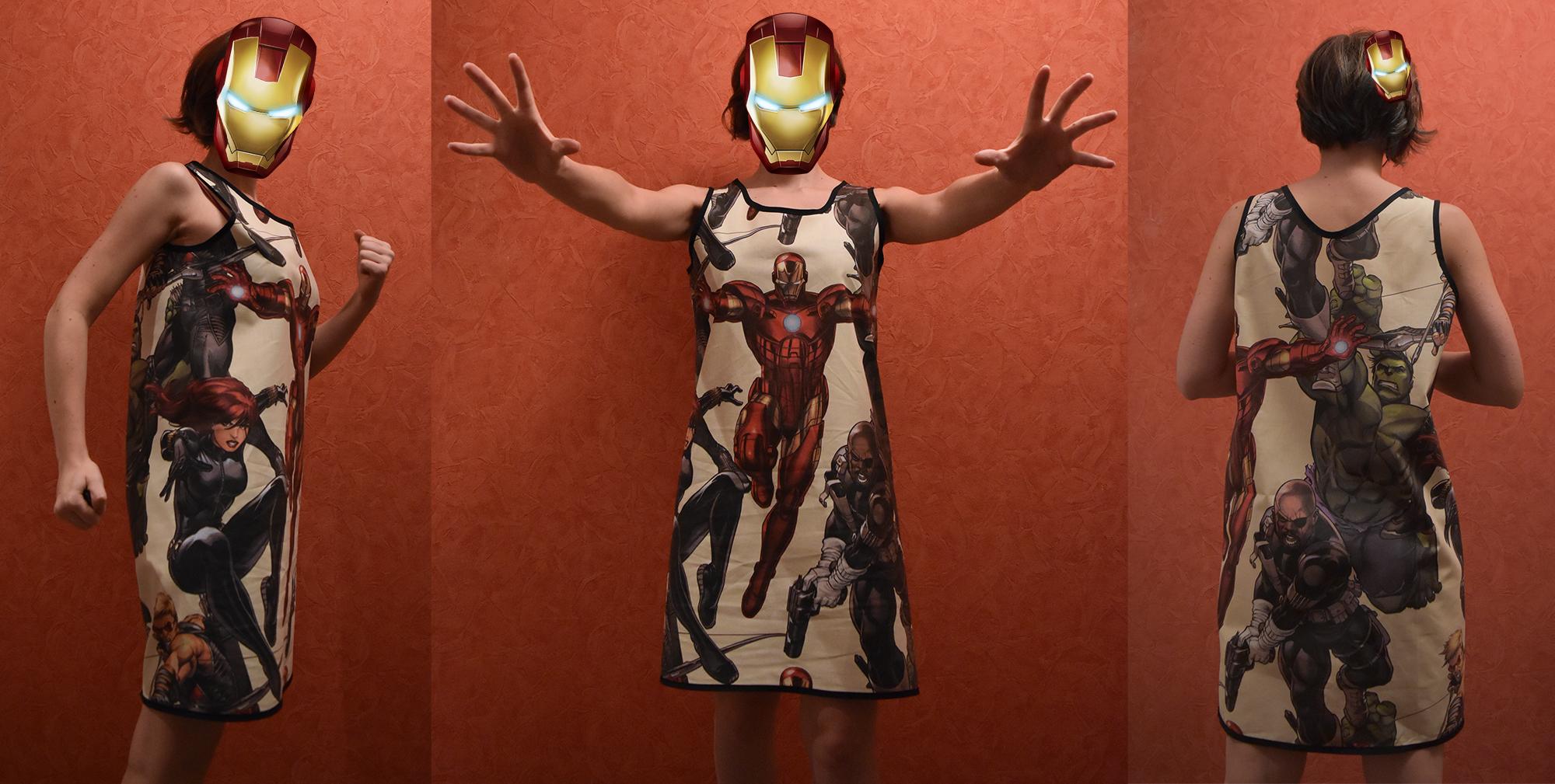 robe-avengers